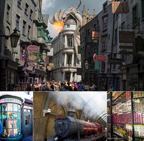 Decorating Studio by One Day Itinerary For Visiting Harry Potter At Universal