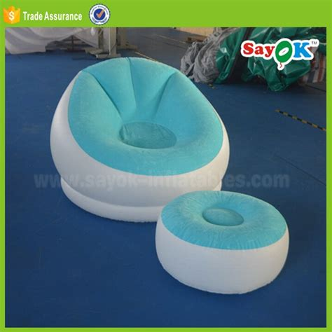 Air Filled Chair by Travelling Fabric Sofa Portable Air Filled