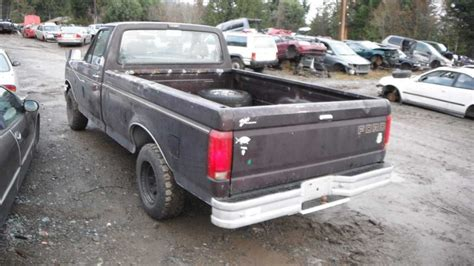 auto body repair training 1995 ford f250 parental controls used 1992 ford truck ford f250 pickup rear body quarter panel