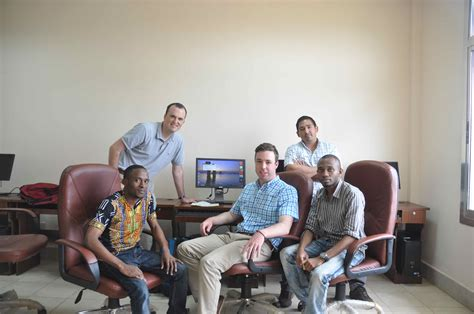 Mba Student And A Fisher by Collaborating With Tanzanian Mba Students Fisher Global