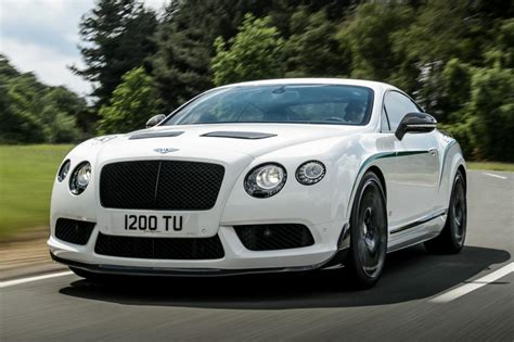 bentley continental gt3 r prices specs and pictures