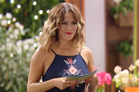celebrity love island presenters new series of love island confirmed with caroline flack