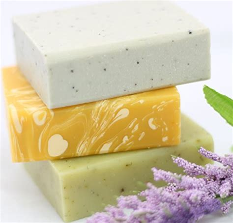 Organic Handmade Soap - 20 top handmade soap gifts