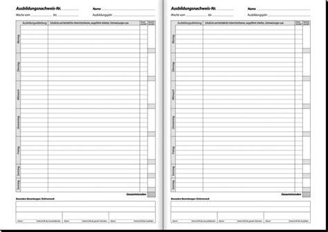 Praktikum Monatsbericht Vorlage Berichtsheft Ausbildungs Ean 4004360973536 Gladizon