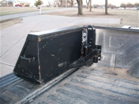 swing out truck bed tool box homemade swing out toolbox homemadetools net