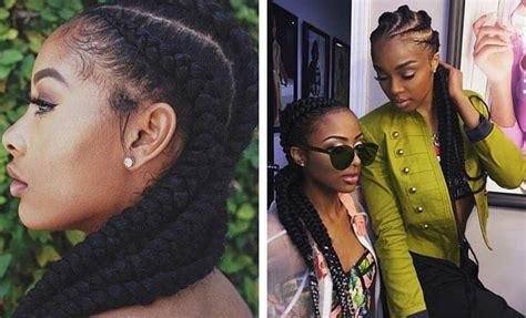 ghana braids hairstyles stayglam