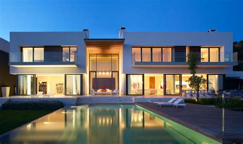 modern spanish homes neocribs modern spanish house andalucia spain