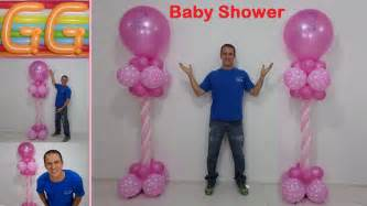 Balloon Tower For Baby Shower by 100 Balloon Tower For Baby Shower Balloon Savvy
