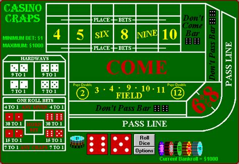 the rules of craps casino special eventcasino special event