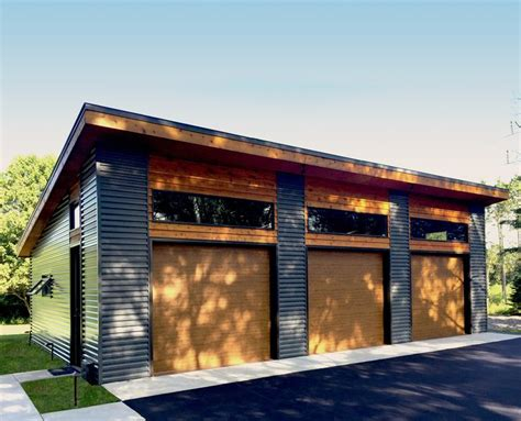 modern garages best 25 modern garage ideas on pinterest modern garage