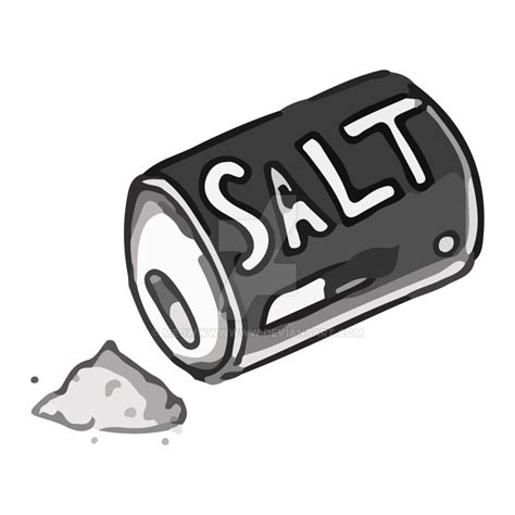 what is a salty warning this thread is salty