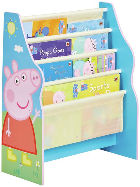 peppa pig chair argos sling bookcases furniture sale direct