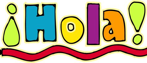 Hola Clipart hola clipart www imgkid the image kid has it