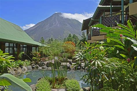 arenal volcano inn arenal observatory lodge spa arenal volcano costa rica