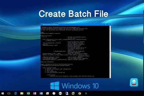 how to build a file windows 10 how to create