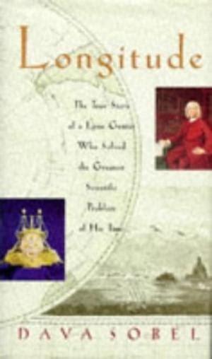 longitude the true story longitude by sobel dava hardcover abebooks