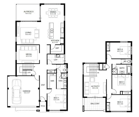 4 bedroom plus office house plans design ideas 2017 2018 4 bedroom plus office house plans design ideas 2017 2018