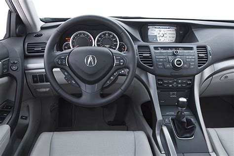 Acura Tsx 2004 Interior Review 2010 Acura Tsx V6 The Truth About Cars