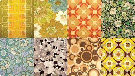 tappezzeria anni 60 cityzine vintage wallpapers