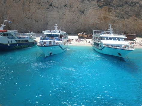 boat trip greece islands zante boat trip picture of zakynthos ionian islands