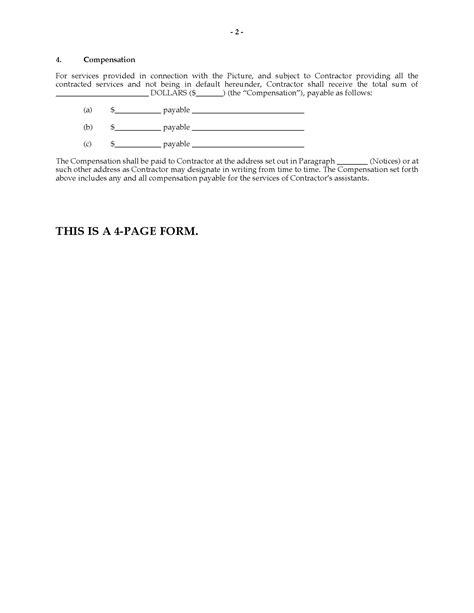 directors service agreement template 28 directors service agreement template license