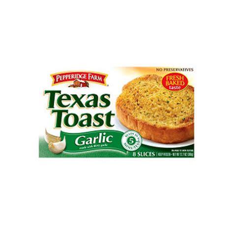 Pepperidge Farm Garlic Texas Toast (32 slices)   Sam's Club