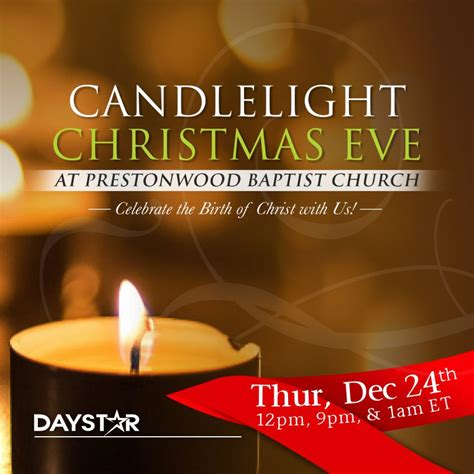 don t miss this special christmas eve candlelight service