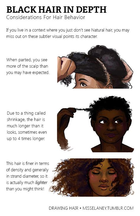 Hairstyles For Black Hair Tutorials by Black Hair Tutorial Usually Black Hair Is