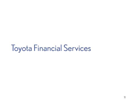 toyota financial services full site directory list of full dir