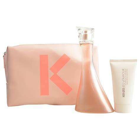 Terbaru Kenzo Jeu D Amour Edp kenzo jeu d amour eau de parfum spray 3 4 oz milk 1 7 oz pouch for by kenzo