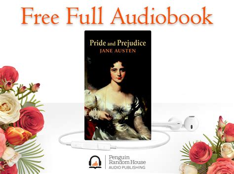 Audiobook Giveaway - pride and prejudice free audiobook giveaway penguin random house audio