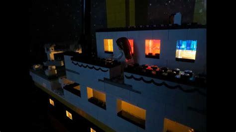 Film Titanic Lego | lego titanic movie part 1 youtube