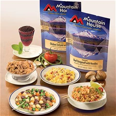 Mountain House Confirms Freeze Dried Food Shortage