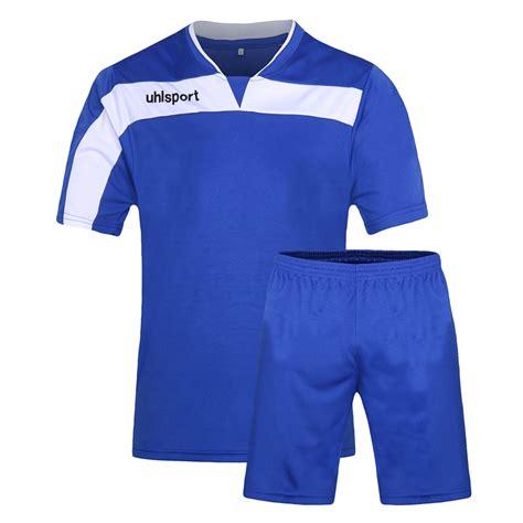 soccer jersey layout 2015 new men blank soccer jersey set football short sleeve