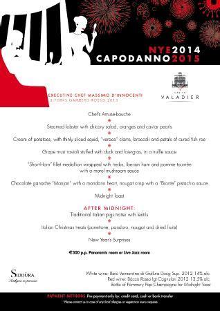 overseas restaurant new year menu 2014 casina valadier roma restoran yorumlar箟 tripadvisor