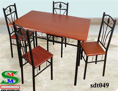Steel Dining Table Price Steel Dining Table Clickbd