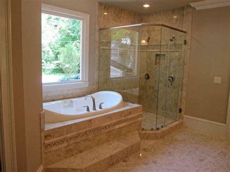 eck duschwand für badewanne glas badewannen idee