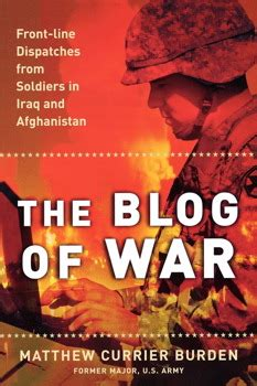 dispatches from my s war books the of war book by matthew currier burden