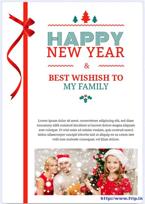 23 Best Christmas New Year Email Templates 2016 Frip In Mailchimp New Year Template