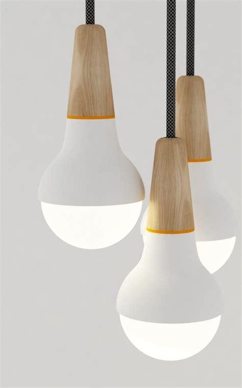 luminaires de cuisine moderne led oiseau blanc fer