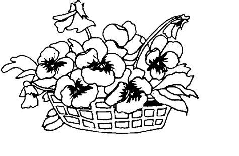 coloring pages flowers spring spring coloring pages coloring pages to print