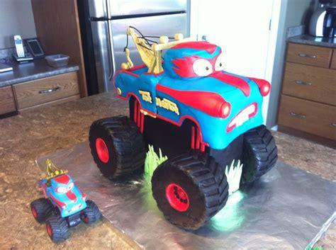 mater monster truck video tormentor aka monster truck mater birthday cake made for