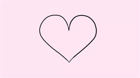 imagenes de corazones sencillos c 243 mo dibujar un coraz 243 n 20 pasos con fotos wikihow