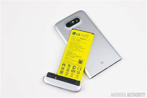 Baterai Power Vizz Lg G3 lg g5 battery review android authority
