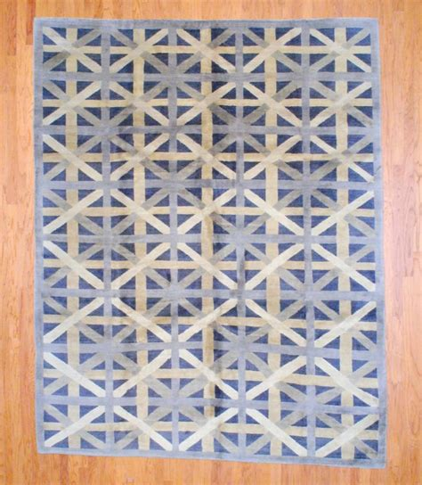 Tibetan Knotted Rug by Tibetan Knotted Rug 9 X 12 Herat Rugs