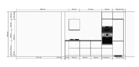 keuken tekening onze nieuwe keuken livelovehome