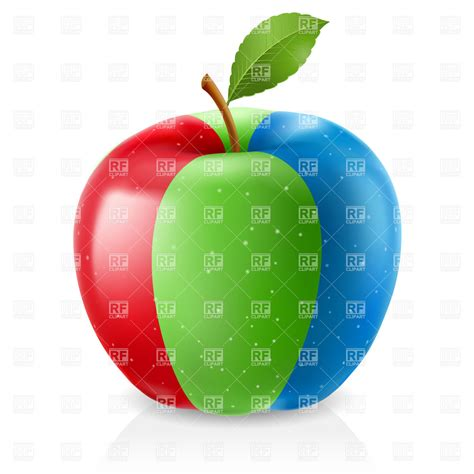 format eps rgb rgb apple royalty free vector clip art image 7607 rfclipart