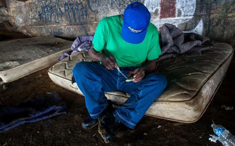 Heroin Detox Center Philadelphia by Blurry Line Divides Heroin Addicts And Dealers Al