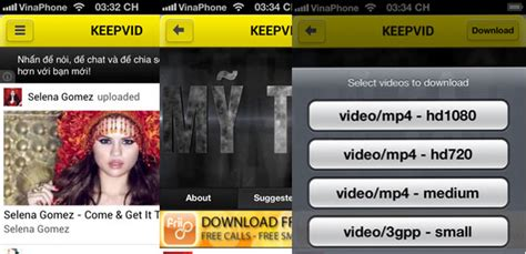 keepvid for mobile buy keepvid iphone for ios