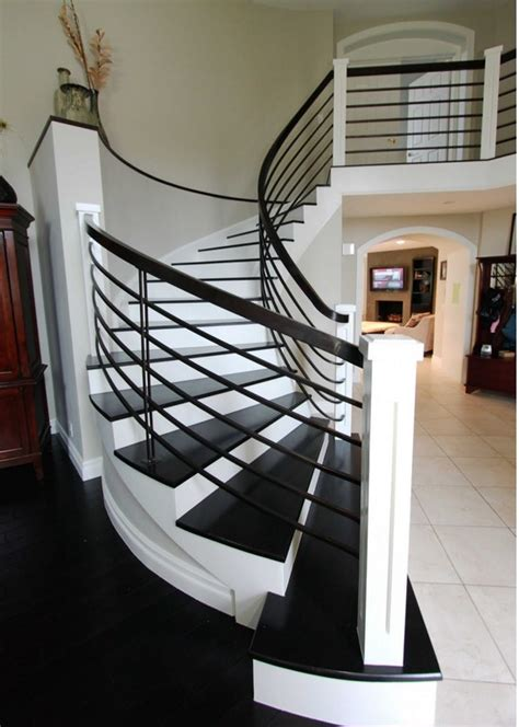 Home Interior Stairs by Modern Homes Interior Stairs Designs Ideas Home Decorating